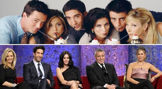 Friends: el antes y el después de los actores