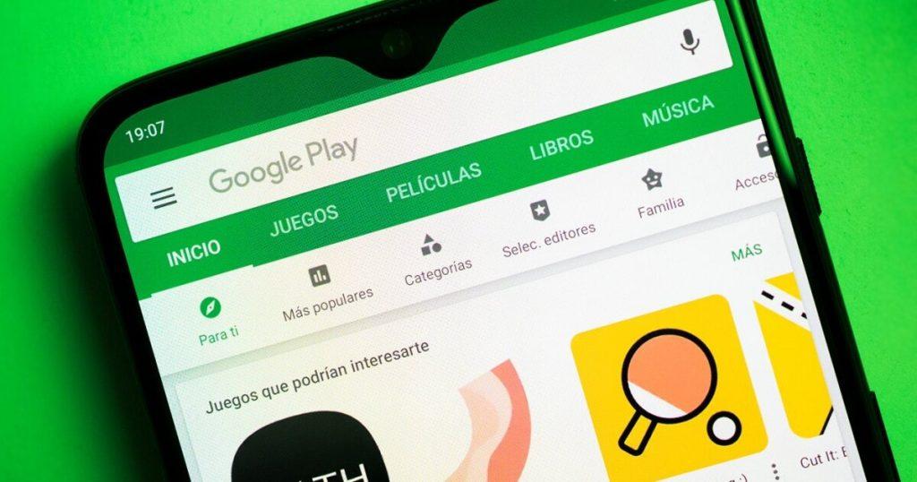 ¿Qué es Google Play?