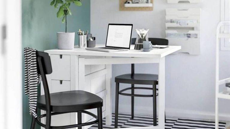 IKEA: muebles plegables ideales si no tienes una mansión
