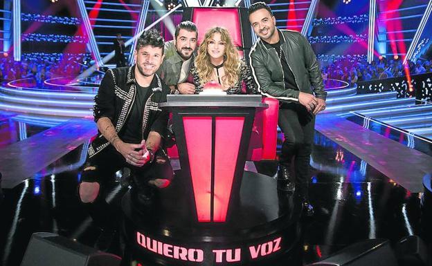 La Voz: De Alejandro Sanz a Pablo Alborán, estos son los mejores coaches del programa