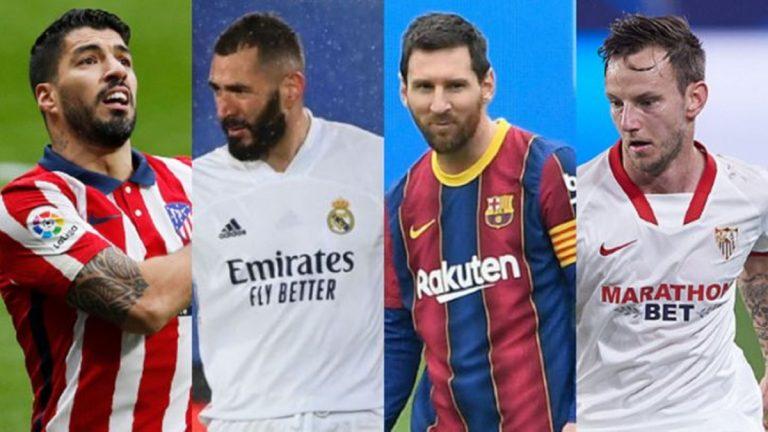 LaLiga de infarto: esto es lo que le queda al Atlético, Madrid, Barça y Sevilla y quién ganará