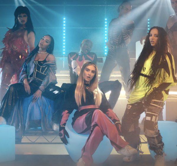 Little Mix Confetti Saweetie