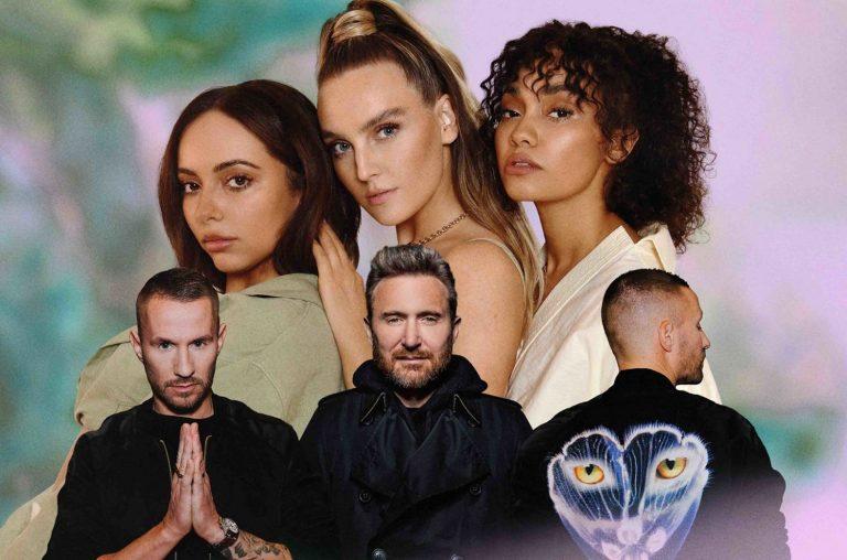Little Mix con Galantis y David Guetta en 'Heartbreak Anthem'