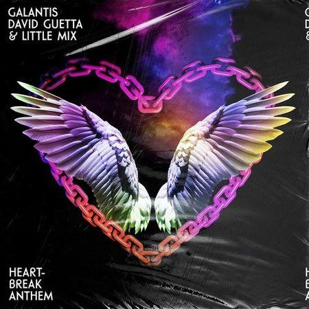 Little Mix  Galantis David Guetta Heartbreak Anthem