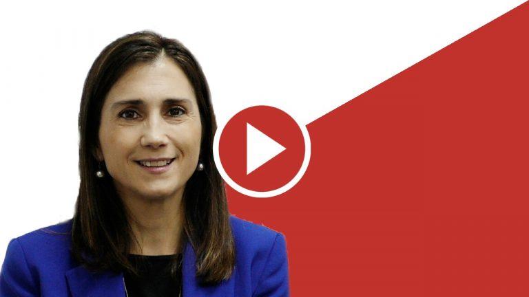 """Marta Pinillos: """"El cómo suenas hace que el otro te perciba de una manera o de otra"""""""