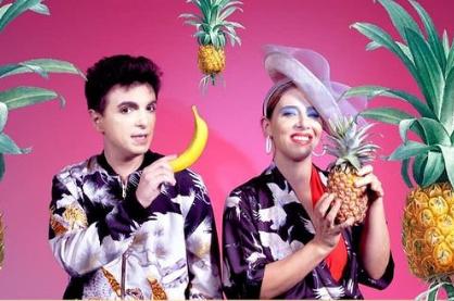Miranda! presentan 'Caía la noche', su nuevo vídeo romántico
