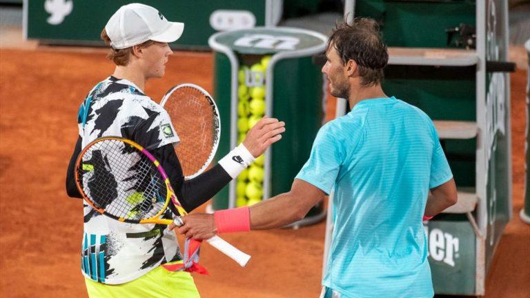 Rafa Nadal vs Jannik Sinner: quién es quién y horario y dónde ver el Masters de Roma