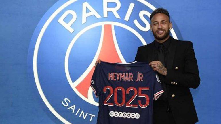Todos los detalles sobre la renovación de Neymar con el PSG