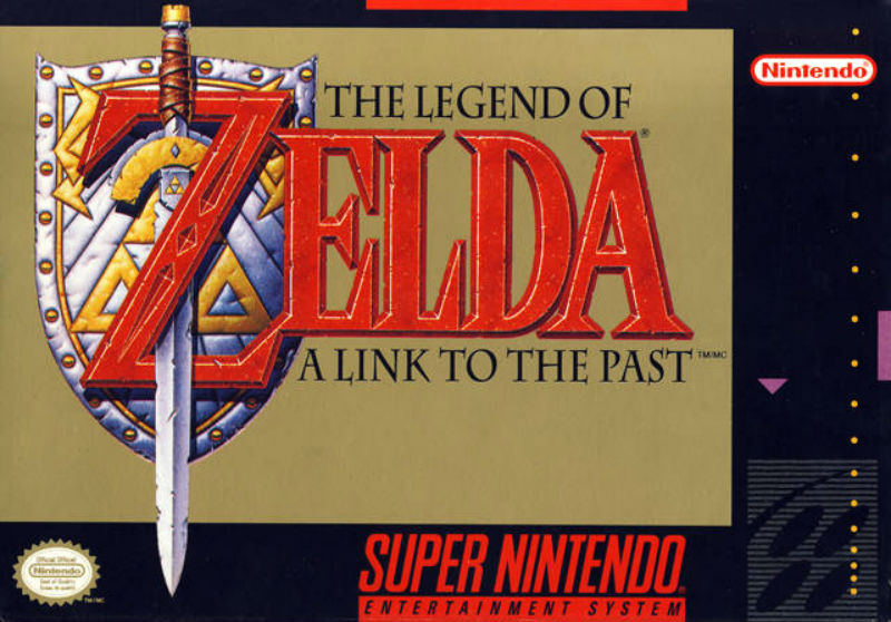 Conoce The Legend of Zelda: A Link to the Past