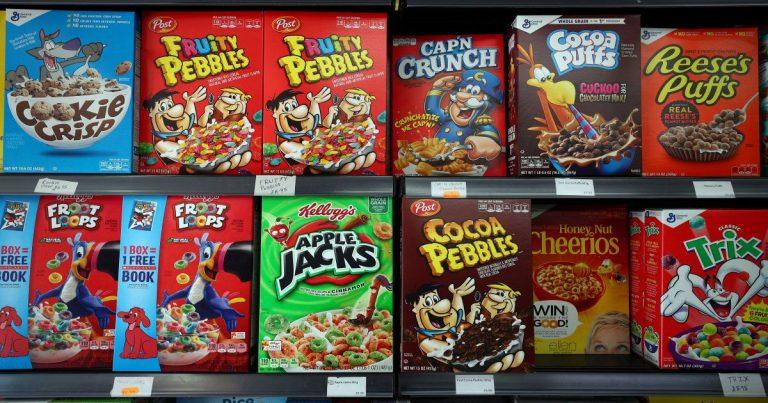 Cereales: estos son los mejores del supermercado según la OCU