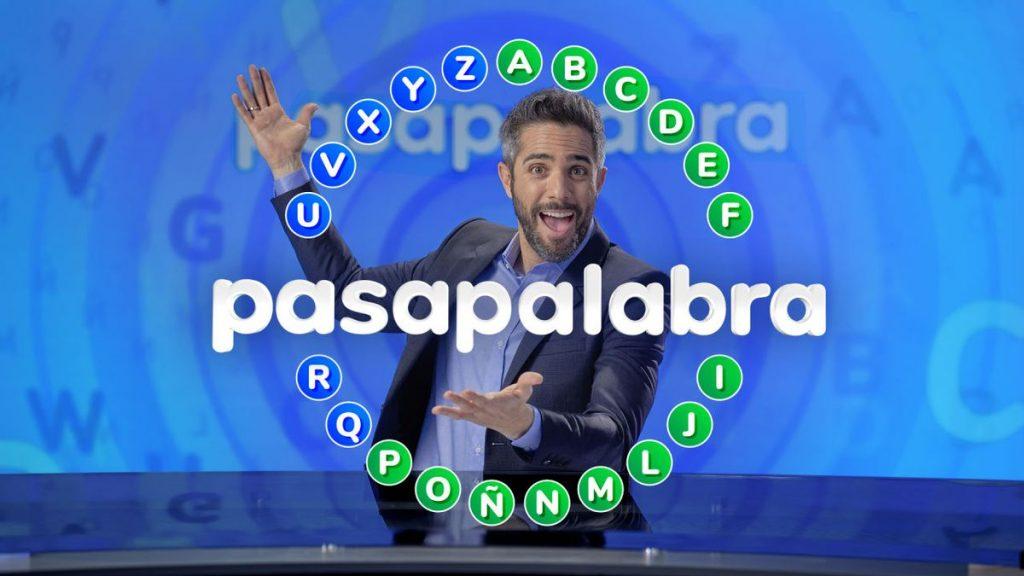 Pasapalabra ahora está en Antena 3