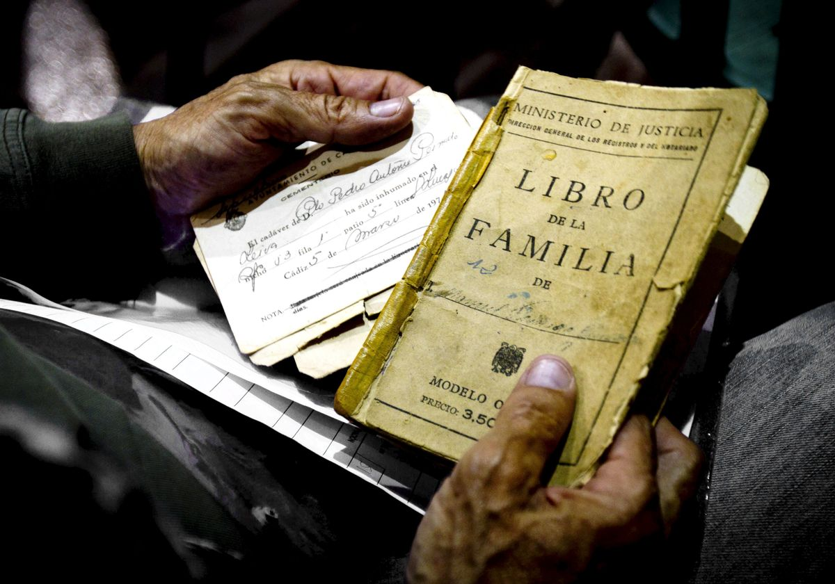 Qué es el Libro de Familia