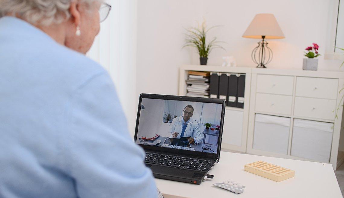 Qué es una cita médica virtual