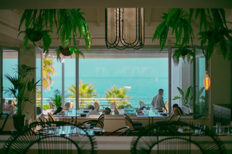 Florida Mijas Beach, platos de vanguardia con atardeceres de ensueño