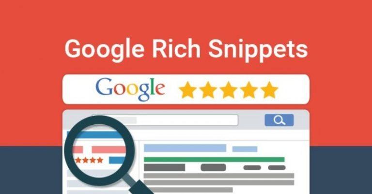 Qué son los Rich Snippets o fragmentos enriquecidos