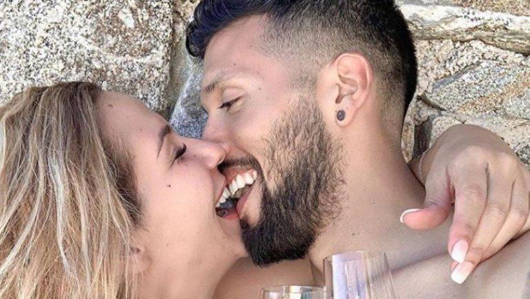 Tamara Gorro: el posado con Ezequiel Garay ligeritos de ropa y otras veces que han incendiado Instagram