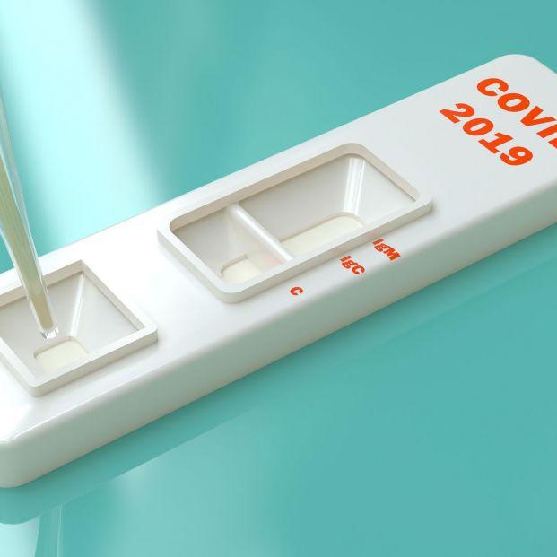 ¿Cuál es su precio de venta de los test de autodiagnóstico?