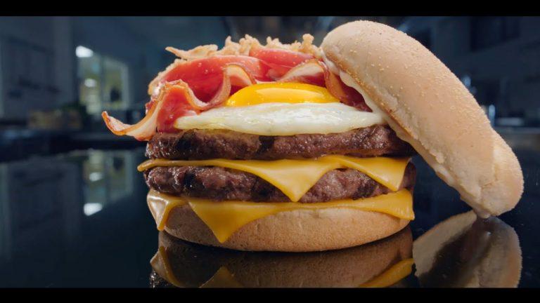 """Cómo hacer la """"The King Huevo"""" de Burger King"""