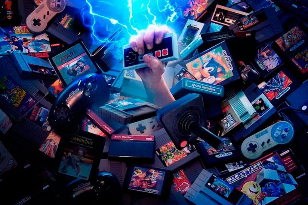 El mundo de los videojuegos