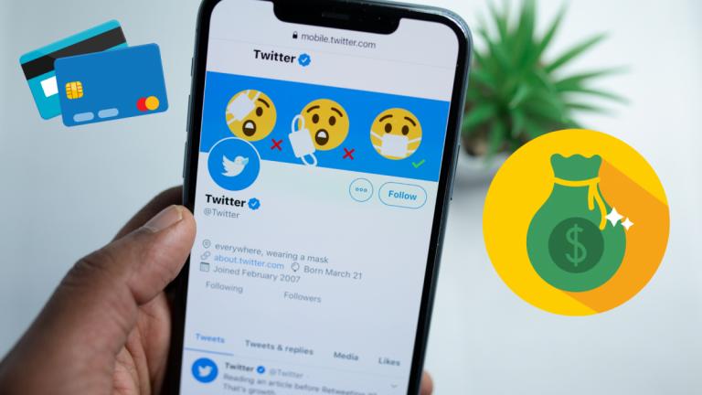 """Twitter: así puedes dar una """"propina"""" a los usuarios"""
