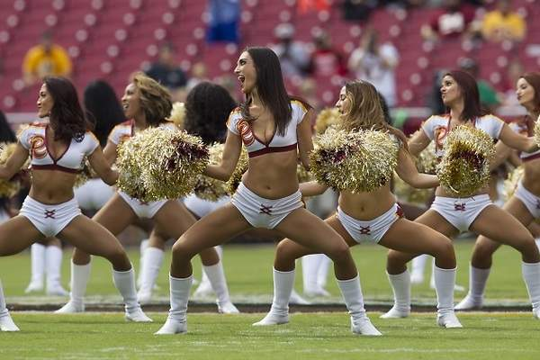 10 EPICFAIL de las Cheerleaders