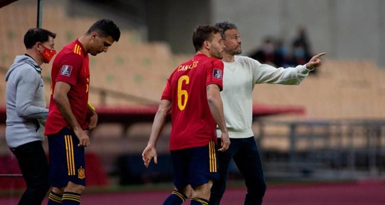 Convocados Luis Enrique Selección Eurocopa