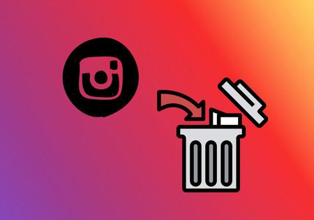 eliminar instagram