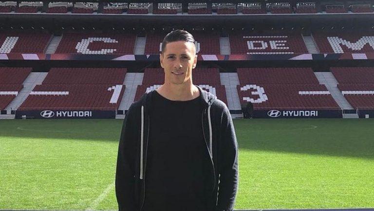El 'Niño' Torres: qué hizo después de salir del Atlético de Madrid