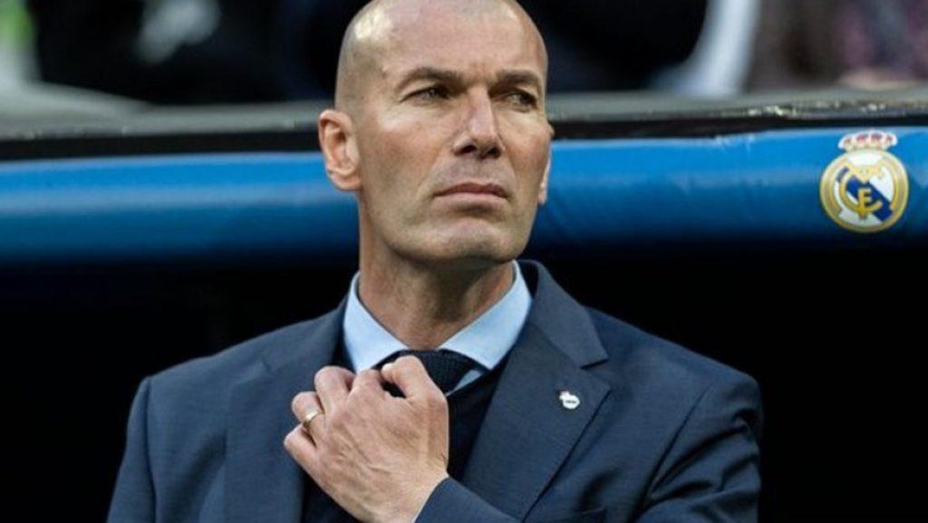 Fin era Zidane entrenador Real Madrid