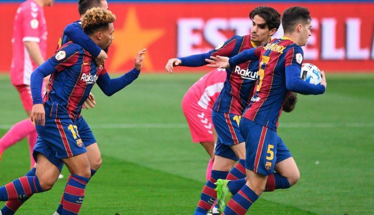 8 futbolistas con muchas papeletas para acabar en el Barça de Koeman