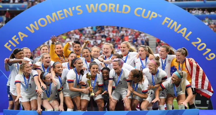 Liga Mundial femenina