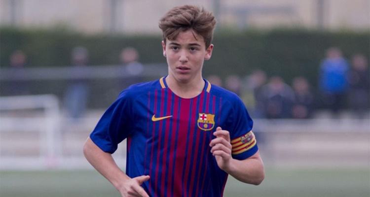 Nico González Barça Koeman