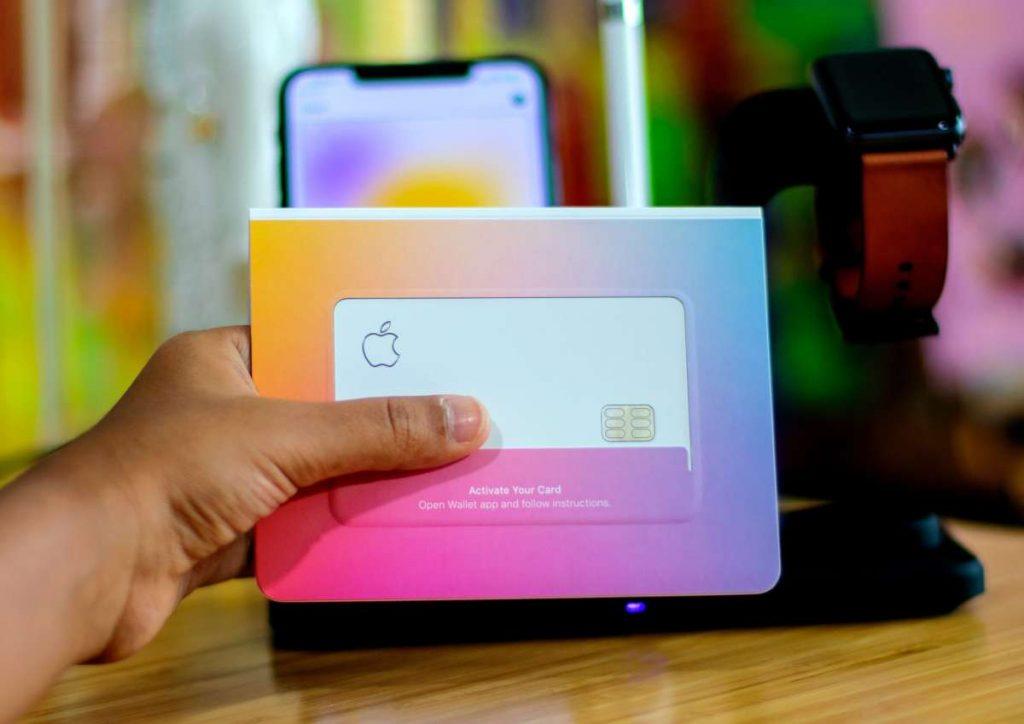 novedades apple card