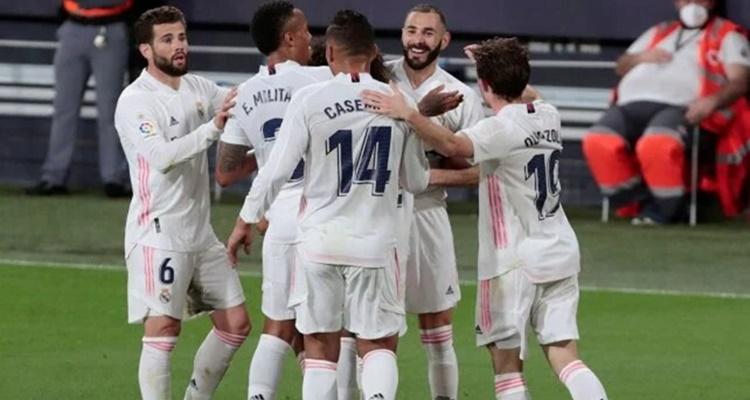 Plantilla transición Real Madrid Florentino Pérez