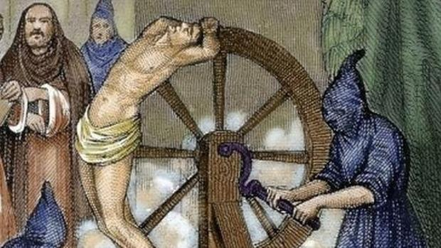 Así eran las torturas más crueles y sanguinarias de la Santa Inquisición