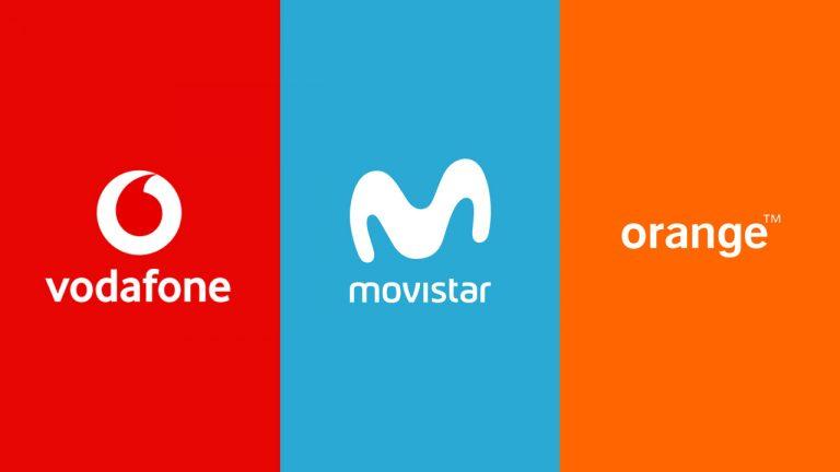Orange, Movistar, Vodafone: tarifas de móvil y fibra en mayo tiradas de precio