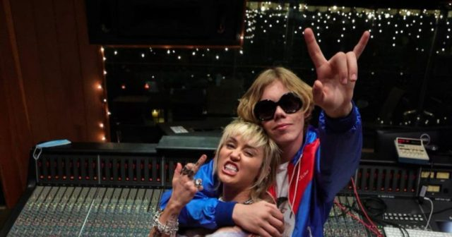 the kid laroi miley cyrus without you