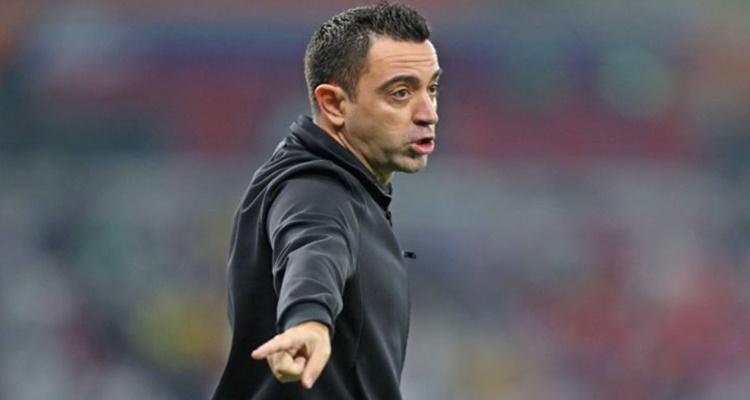 Xavi Hernández Barça Koeman