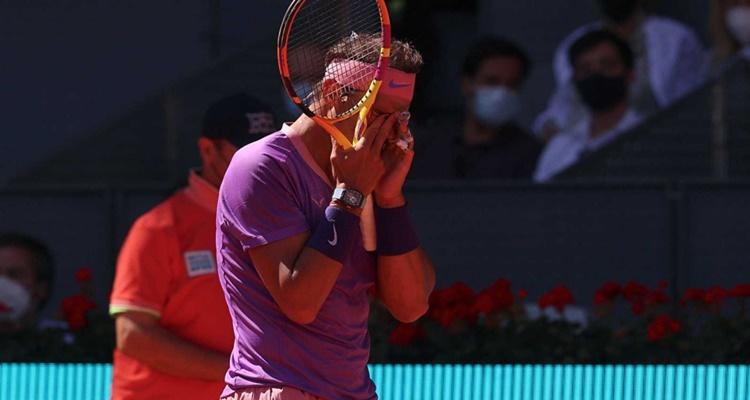 Rafa Nadal Zverev Madrid