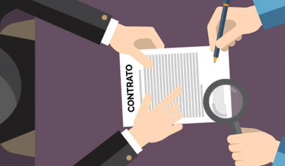 Datos sobre la formalización del contrato
