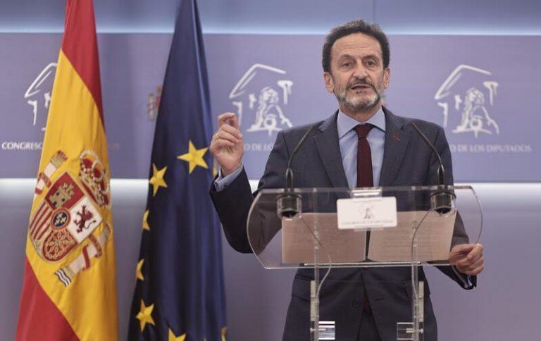 Bal señala que Aragonès no estuvo en la recepción oficial con el Rey