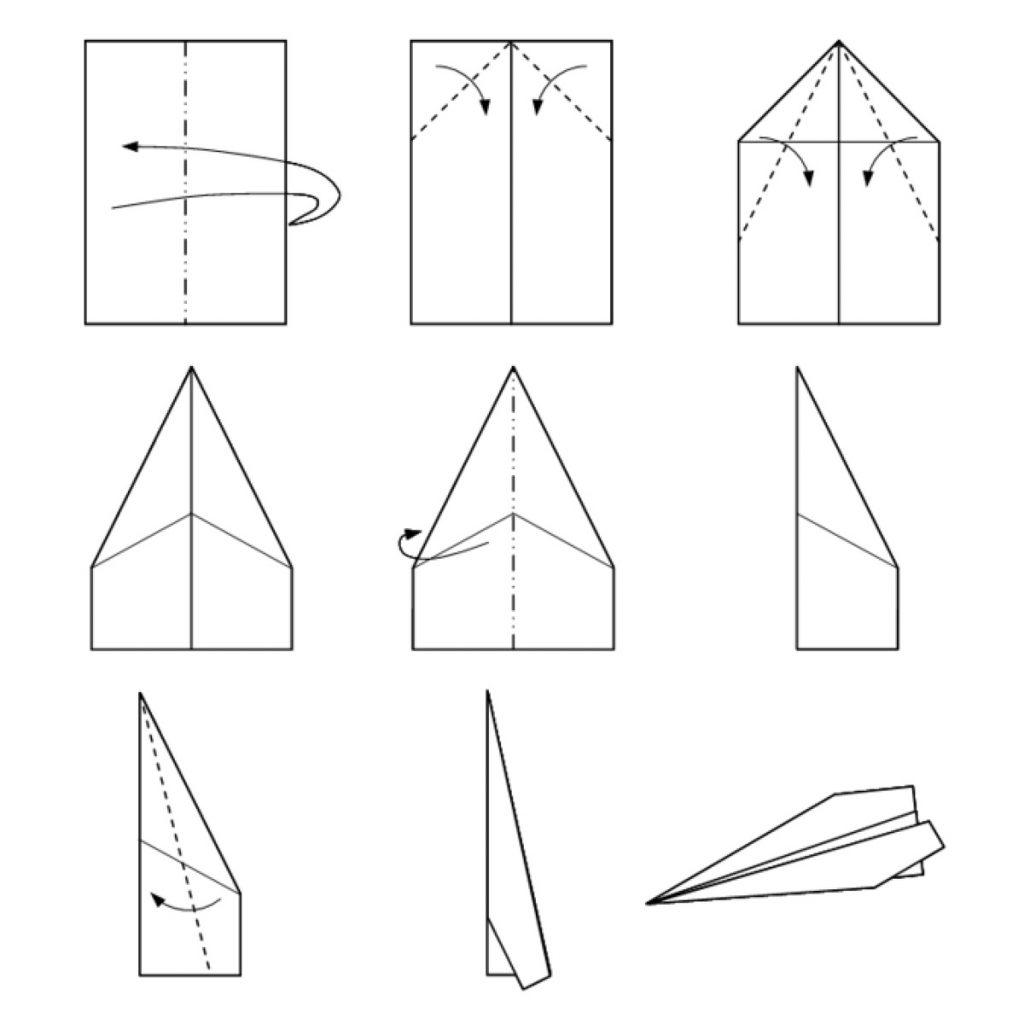 ¿Cómo hacer un mega avión de papel que vuele de verdad?