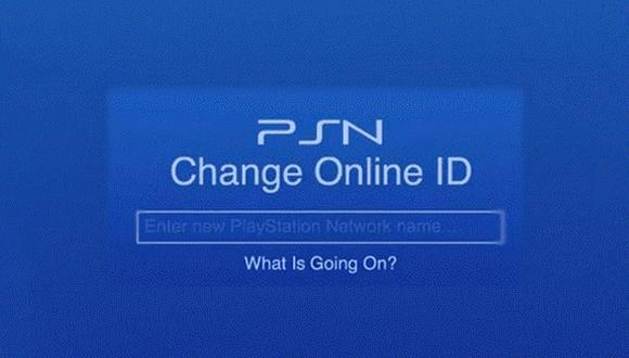 ¿Qué pasa si quiero cambiar mi ID en PlayStation Network?