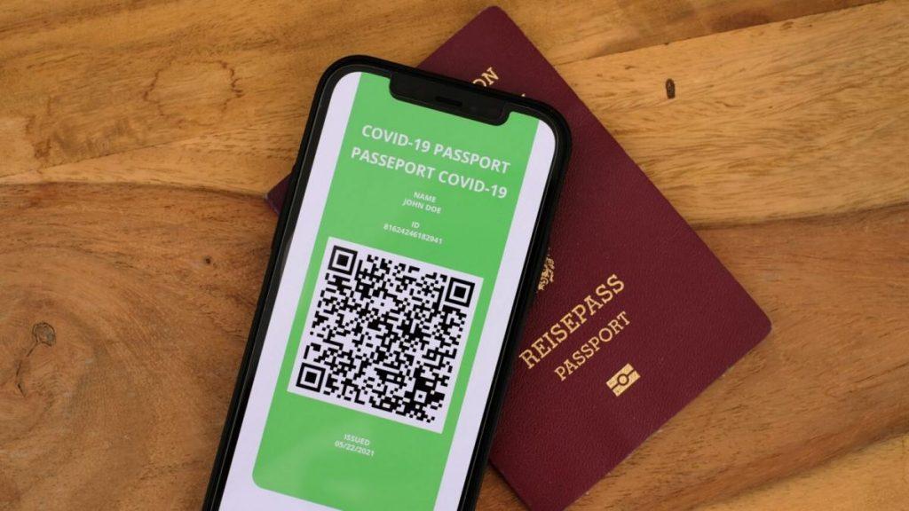 ¿Cómo obtener el pasaporte Covid de forma rápida?