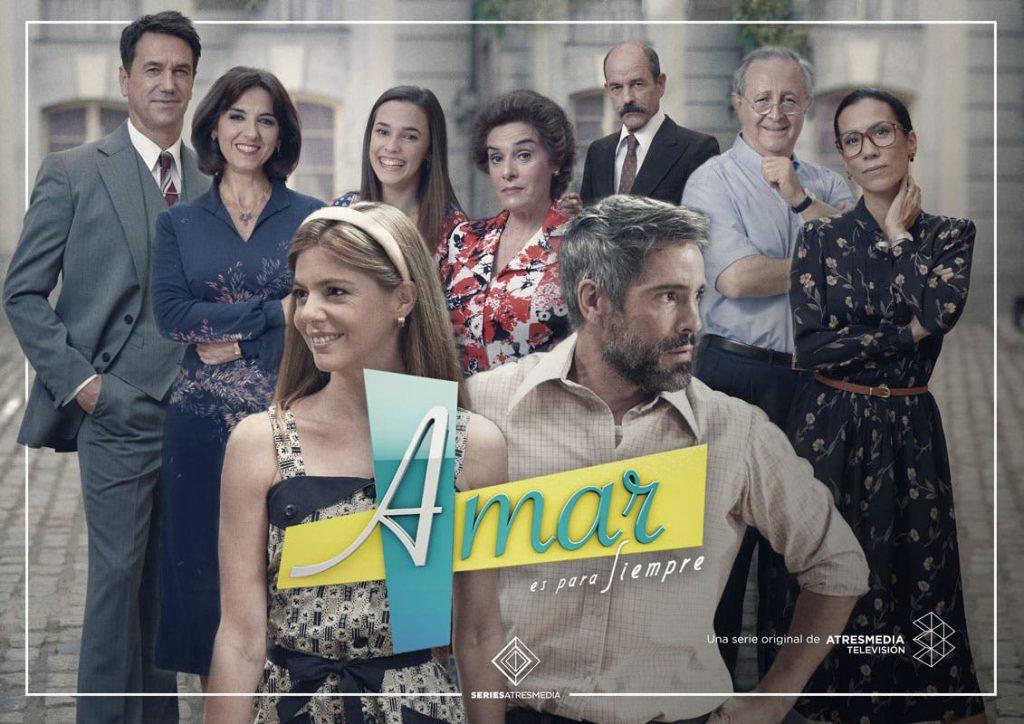 Adriana Torrebejano no estará en la Temporada 10 de Amar es para siempre.