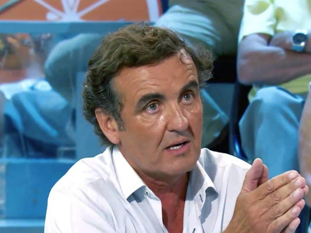 Antonio Montero en Telecinco