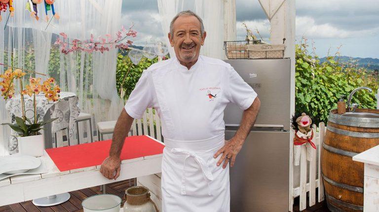 Arguiñano y su 'prole': a esto se dedican los siete hijos del cocinero más famoso