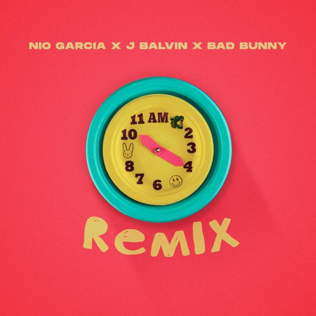 Bad Bunny J Balvin Nio García AM remix