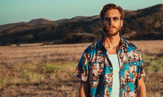 Calvin Harris By your side Tom Grennan