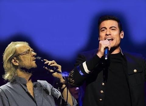 Carlos Rivera y Luis Eduardo Aute unen sus voces en 'La Belleza'